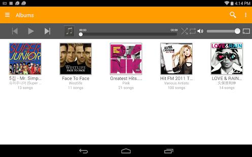 App abMusic (music player) APK for Windows Phone