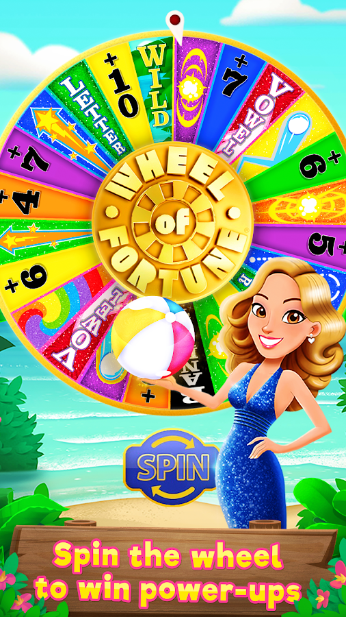 Wheel of Fortune PUZZLE POP Screenshot 1