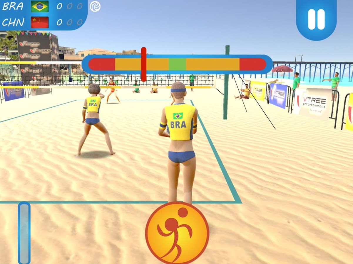 Beach Volleyball 2016 Screenshot 10