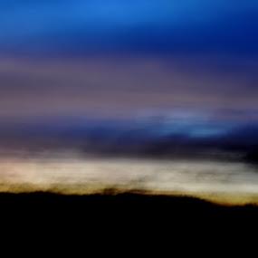 by Colene Draper Anderson - Landscapes Prairies, Meadows & Fields ( sky, nature, colors, sunset, landscape )
