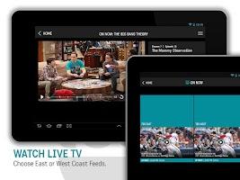 Screenshot of Watch TBS