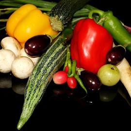 by Vijay Singh - Food & Drink Fruits & Vegetables