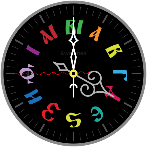 Old Russian Watch Faces