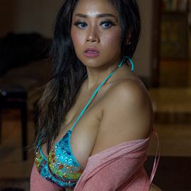 I Dream My Dream by Yohanes Arief Dewanto - Nudes & Boudoir Boudoir ( boudoir, woman, bikini, bigtits, nude, girl )