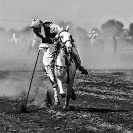by Mohsin Raza - Black & White Sports