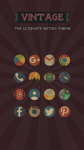 Vintage Icon Pack v4.3.4 APK