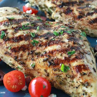 Greek Marinated Chicken Recipes