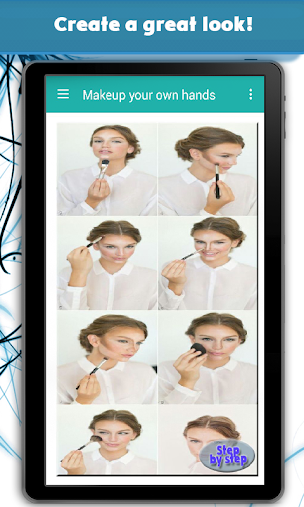 Makeup your own hands APK