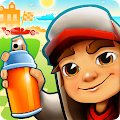 Game Subway Surfers APK for smart watch