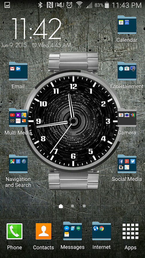 WatchMaker Live Wallpaper Screenshot 3