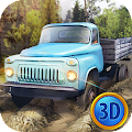 Game Russian Trucks Offroad 3D APK for Kindle