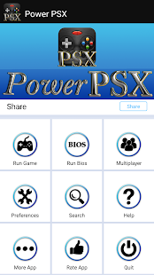 Game Power PSX (PSX Emulator) APK for Windows Phone