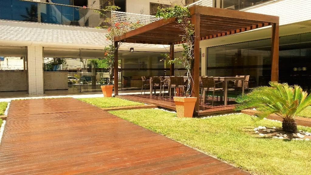 Apartamento com 2 dormitórios à venda, 90 m² por R$ 420.000 - Jardim Oceania - João Pessoa/PB