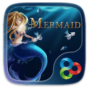 Mermaid  GO Launcher Theme