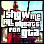 Show Me all Cheats For GTA APK for Nokia