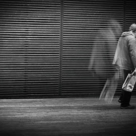 Never Alone by Jon Starling - Digital Art People