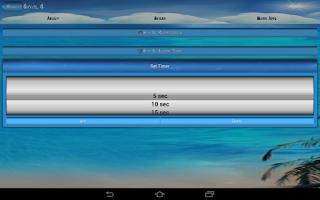 Screenshot of Relaxing Sounds