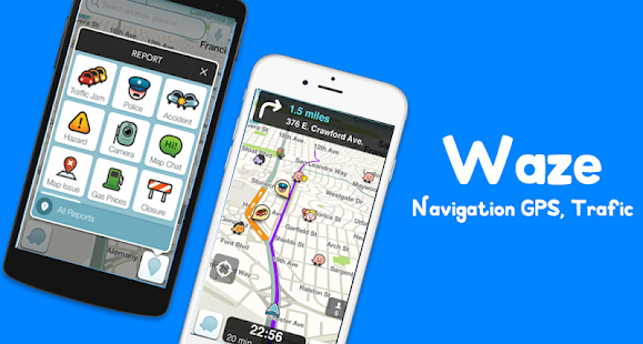 App Navigation Waze maps , gps , traffic , alerts Tips apk for kindle fire