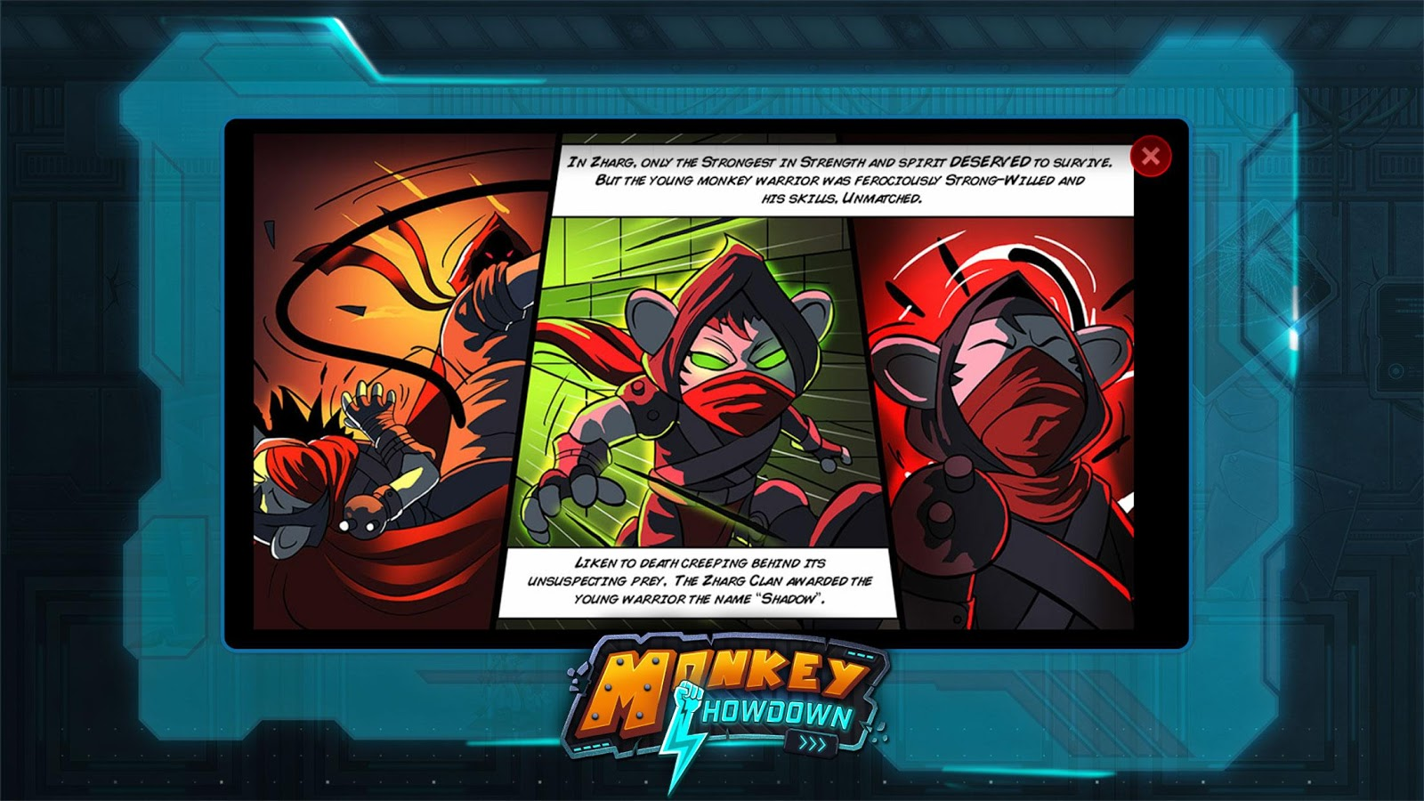 Monkey Showdown Screenshot 4