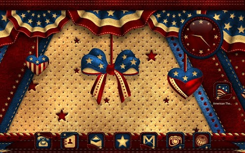 TSF NEXT AMERICAN THEME 4 JULY- screenshot thumbnail