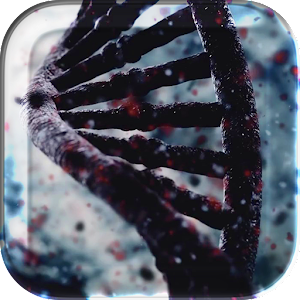 DNA 3D Live Wallpaper