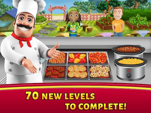 Cooking Scramble: BBQ Chef 2 - screenshot