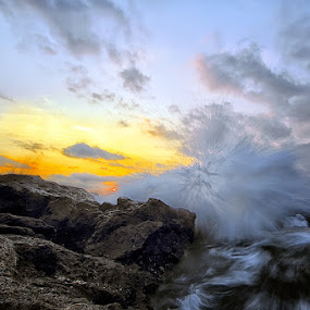 Dauh by Bigg Shangkhala - Landscapes Waterscapes