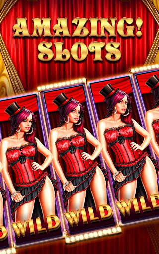 Cabaret Night Slot Machines - screenshot