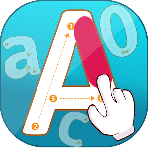 ABC  Alphabet  Tracing Book