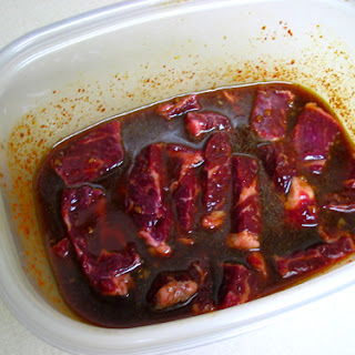 Cristina's Steak Marinade