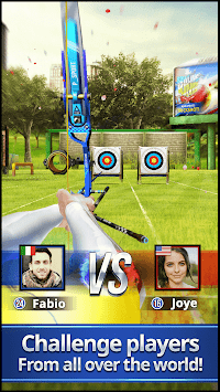 Archery King APK screenshot thumbnail 1