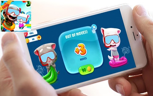 App New Talking Tom Pool Party Guide APK for Windows Phone