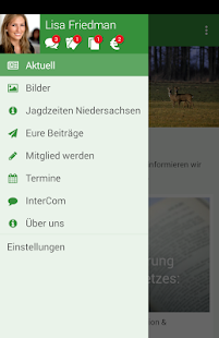Jägerschaft Vechta e.V. - screenshot