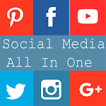 All In One Social Media Apps APK Image