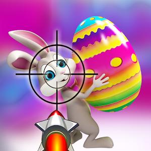Easter Egg Bunny Shooter For PC (Windows & MAC)