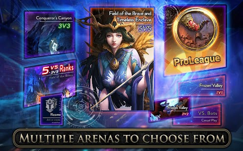 Ace Of Arenas   Android Apps On Google Play