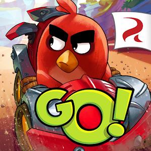 Cover art Angry Birds Go!