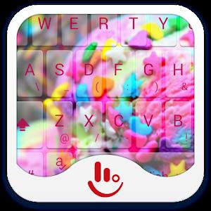 Cover art Fruit Ice Cream Keyboard Theme
