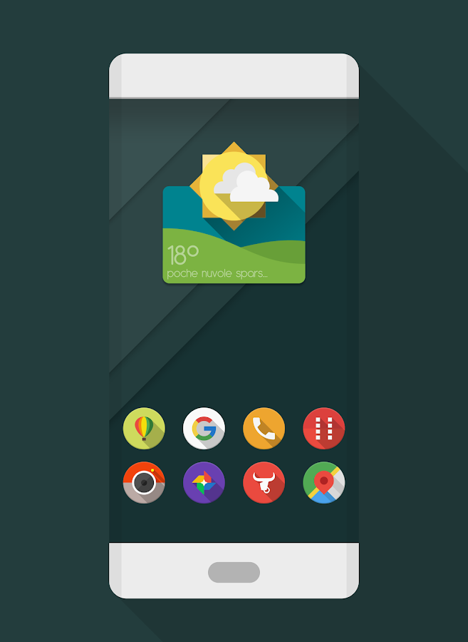 PINN - ICON PACK Screenshot 3