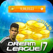 Unlimted Dream League Soccer Coins Prank