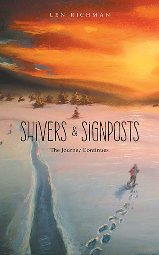 Shivers & Signposts cover