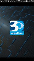 Screenshot of WBTV First Alert Weather