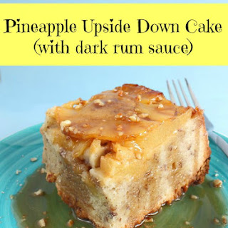 Rum Pineapple Upside Down Cake Recipes