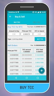 Free Download TCC - The Champcoin & Bitcoin Exchange APK for Samsung
