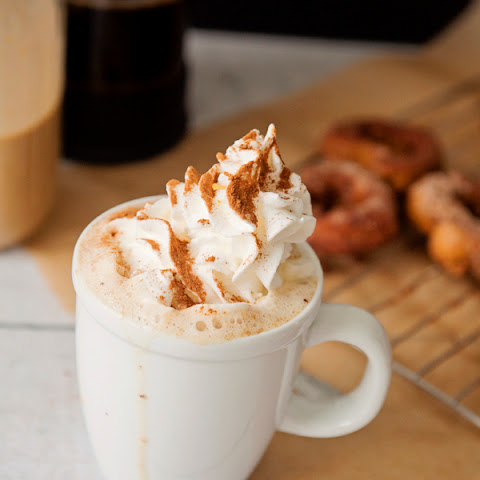 Pumpkin Pie Coffee Creamer (Get out the sweatpants version)