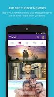 Screenshot of Moovz – Gay & Lesbian network