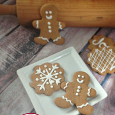 The Best Gingerbread Recipe Ever