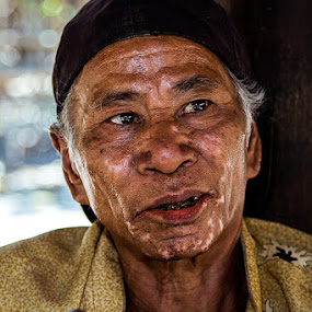 by Vincentius Hioe - People Portraits of Men