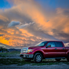 Ford F150 by Aaron Steele - Transportation Automobiles
