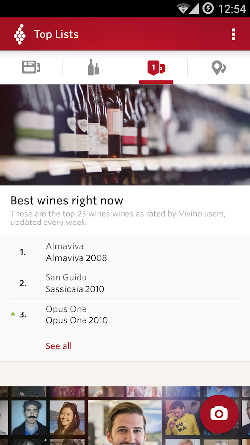 Vivino Wine Scanner Screenshot 7